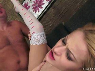 online hardcore sex klem, groot orale seks film, blondjes scène