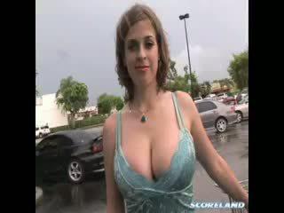 Brianna Bragg In Tit-Fuck Tryouts