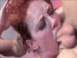 Hot Slut Audrey Hollander Receives Nailed On The One And The Other Of Her Toght Holes