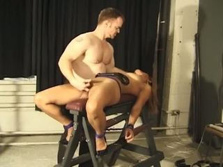 Porner Premium Jon R: Hooked, tied and fucked like a slave