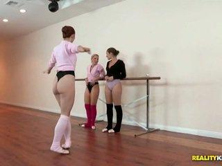 Đồng tính nữ ballet lớp vì dani daniels và ashley fires