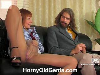 hq brunette, hardcore sex, een hard fuck