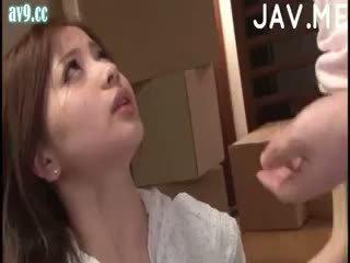 ideal japanisch alle, baby, überprüfen cumshot