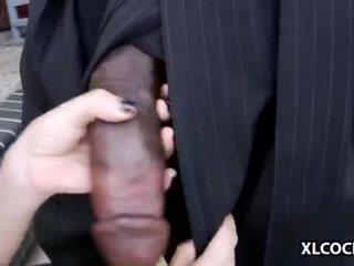 een interraciale porno