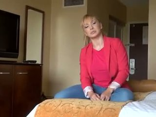 Anal with blonde Lea Lexis