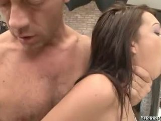 Rocco Siffredi Acquire His Hard Bishop Bop By His Partner
