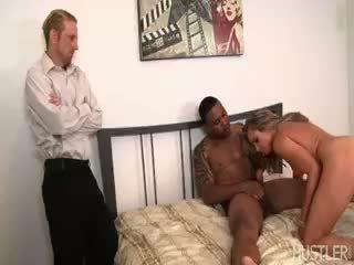 most blowjob, all interracial real
