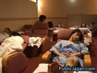 Tomomi Michizuki Sweet oriental Babe