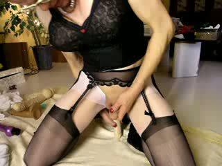watch shemale sex, quality crossdresser clip, tranny fucking