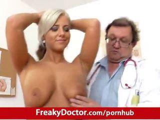 vagina video-, kut, dokter