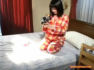 real japanese, any masturbating nice, solo girl hq