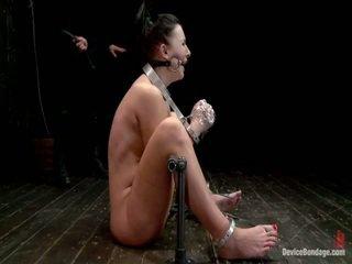 slavernij klem, bondage sex neuken, vastgebonden-up gepost