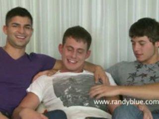 Justin, Nicco & Shane