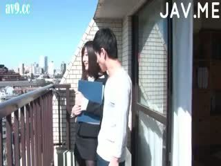 quality brunette watch, japanese fresh, blowjob