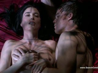 Jaime Murray Inside A Naked Compilation Dexter