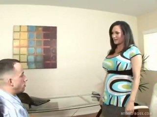 Milf stephanie wylde demands younger sex