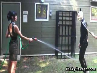 Mix Of Ballbusting Vids By Fetish Network