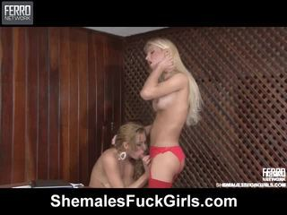Mix Of Vids By Shemales Pound Girls