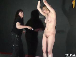 Lesbie Humiliation And Bizarre Lezdom Slavery