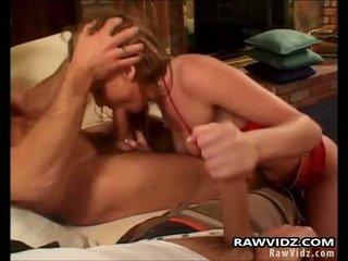 Horny Slut In Hardcore DP Threesome