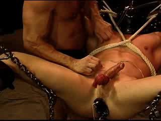 real gay tube, full kinky scene, stud posted