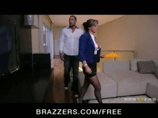 Esperanza gomez - sexy tây ban nha thực estate agent fucks cô ấy khách hàng đến làm một buôn bán