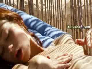 HD porno of charming Natasha