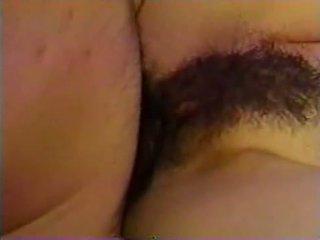 creampie, amateur porno, nieuw behaard video-