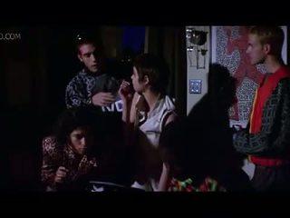Celeb angelina jolie side boob and bayan scene
