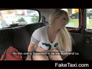 Fake taxi حدبة الناس having drx om fake taxi