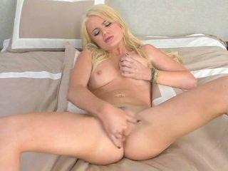완전한 하드 코어 섹스 신선한, 가장 인기있는 거유 금발 카탸 본부, 독주 본부