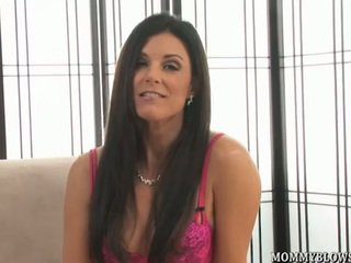 India summer giving out blowjobs