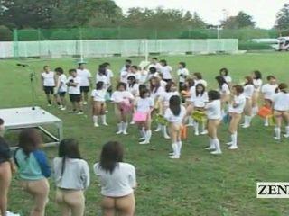 student, japoński, seks grupowy, studentów