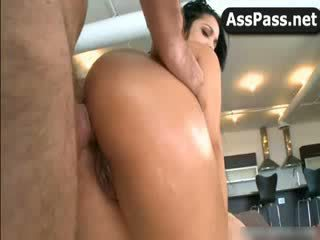 Hardcore ass fuck of Abella Anderson