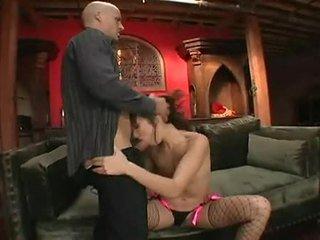 Katsumi Shaged Huge In Erotic Bald Beaver After Fantastic Cocksuck