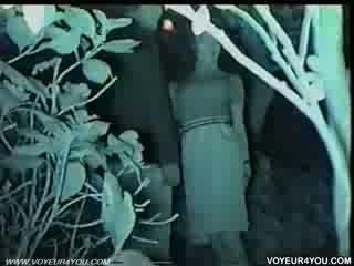 Infrared Outdoor Voyeur