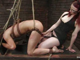 vrouwelijke dominantie porno, nominale femdom, u minnares scène