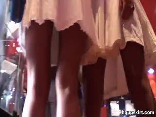 Long Upskirt Vids At Great HQ Upskirt Collection