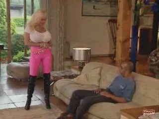 Lolo Ferrari and Eric