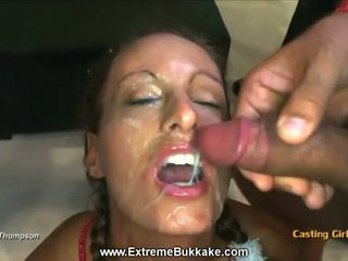Nice Asses And Hardcore Facial Cumshots