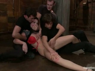 kwaliteit hardcore sex thumbnail, heet nice ass scène, dubbele penetratie