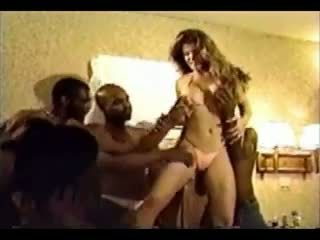 Amateur Vintage Interracial Gangbang Super (Camaster)