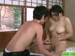 brunette, pinakamabuti japanese puno, ideal big boobs