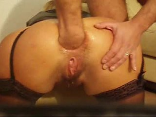 any anal vid, see anal fisting scene, prolapse scene