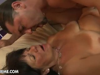 Lusty Grandmas: Fucking gets better with age