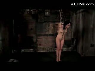 vol bdsm, controleren slavernij scène