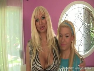See The Hungarian Mommy And Daughter Fuck Team!