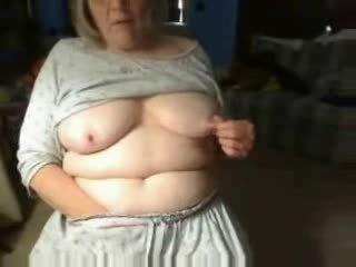 Poredno babica igranje muca