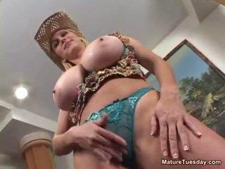 een grote tieten, gratis milf sex klem, volwassen video-