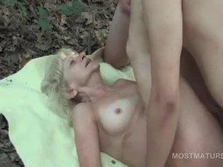 nominale ouder film, oma, masturbatie tube